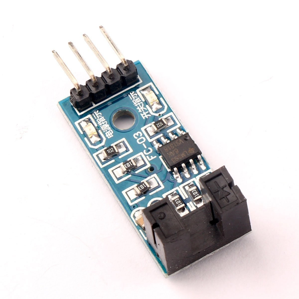 IR Comparitor Speed Sensor LM393